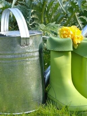 Accesorios para jardín